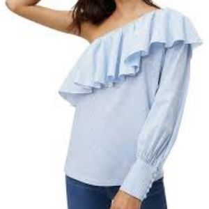 Loft off shoulder blouse. New without tags.